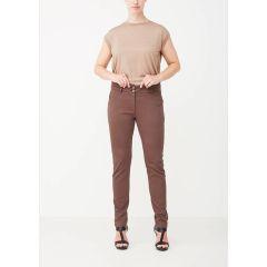 isay-naisten-housut-chino-pant-tummanruskea-1