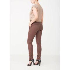 isay-naisten-housut-chino-pant-tummanruskea-2