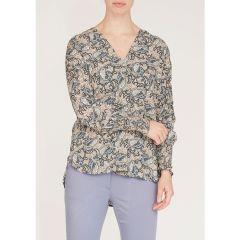 isay-naisten-paita-katie-blouse-sininen-kuosi-1