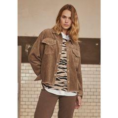 isay-naisten-takki-momo-jacket-ruskeanharmaa-1