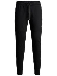 jack-and-jones-miesten-collegehousut-jjiwill-jjair-sweat-pants-musta-1