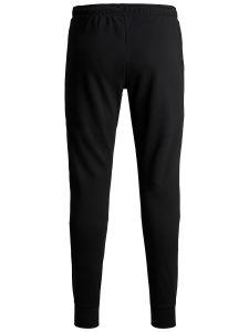 jack-and-jones-miesten-collegehousut-jjiwill-jjair-sweat-pants-musta-2