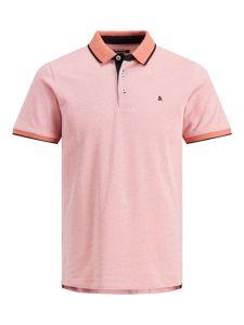 jack-and-jones-miesten-pikeepaita-bright-cob-vaaleanpunainen-1