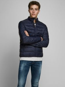 jack-and-jones-miesten-takki-magic-puffer-collar-noos-tummansininen-1