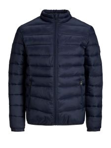 jack-and-jones-miesten-takki-magic-puffer-collar-noos-tummansininen-2