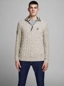 jack-and-jones-neule-jeffrey-knit-turttle-zip-luonnonvalkoinen-1
