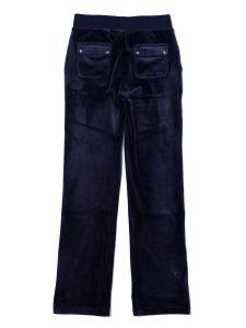 juicy-couture-naisten-housut-del-ray-pocket-classic-pant-tummansininen-1