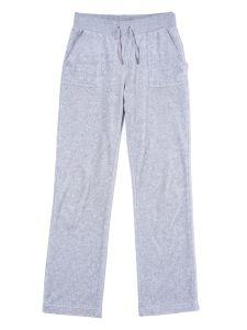 juicy-couture-naisten-housut-del-ray-pocket-classic-pant-vaaleanharmaa-1