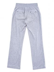 juicy-couture-naisten-housut-del-ray-pocket-classic-pant-vaaleanharmaa-2
