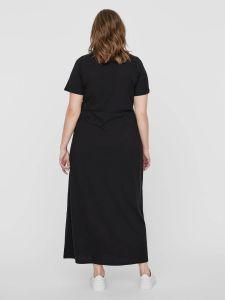 junarose-naisten-mekko-jralvia-ss-maxi-dress-musta-2