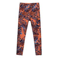 kaiko-lasten-leggingsit-leggings-autumnal-punainen-kuosi-1