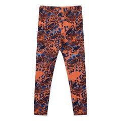 kaiko-lasten-leggingsit-leggings-autumnal-punainen-kuosi-2