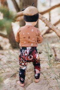 kaiko-lasten-leggingsit-leggings-cobalt-rose-punainen-kuosi-1
