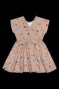 kaiko-lasten-mekko-breeze-dress-poppy-field-beige-kuosi-2