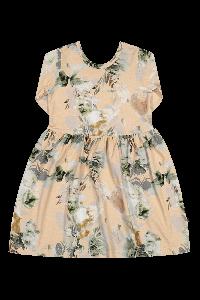 kaiko-lasten-mekko-dress-3-4-sl-spring-garden-vaaleanpunainen-kuosi-2