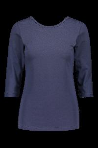 kaiko-naisten-paita-cross-shirt-3-4-sl-tummansininen-1