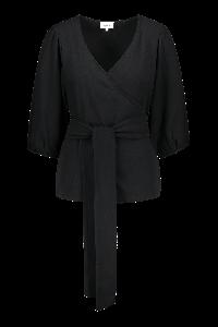 kaiko-naisten-t-paita-wrap-blouse-musta-1