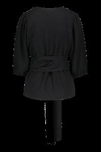 kaiko-naisten-t-paita-wrap-blouse-musta-2