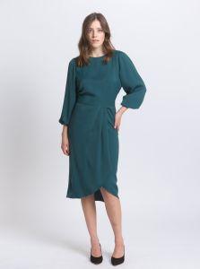 katri-niskanen-naisten-mekko-gaya-dress-ruohonvihrea-1