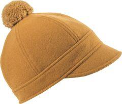 KN-Collection Naisten Hattu, Stella Poltettu Oranssi