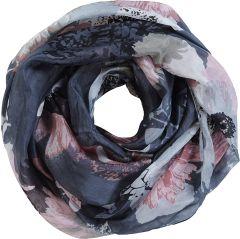 lasessor-silkkihuivi-adelina-vaaleanpunainen-kuosi-1