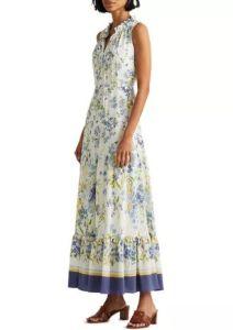 lauren-ralph-lauren-naisten-mekko-gretta-long-sleeve-day-dress-sininen-kuosi-1