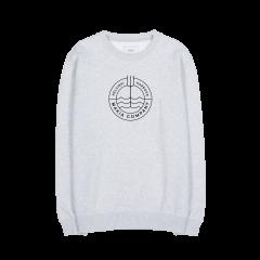 makia-miesten-collegepaita-triden-sweatshirt-vaaleanharmaa-1