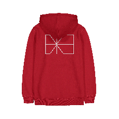makia-miesten-huppari-trim-hooded-sweatshirt-kirkkaanpunainen-2