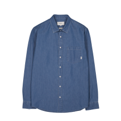 makia-miesten-kauluspaita-clam-shirt-indigo-1
