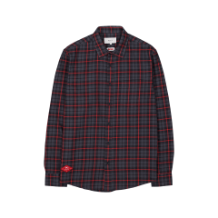 makia-miesten-kauluspaita-lauri-shirt-punainen-ruutu-1