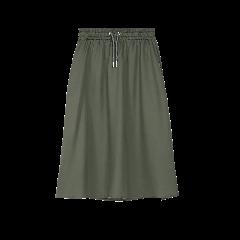 makia-naisten-hame-edel-skirt-armeijanvihrea-1
