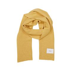 makia-naisten-huivi-wolcott-scarf-100-merino-kirkkaankeltainen-2