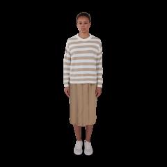 makia-naisten-neule-willow-knit-raidallinen-beige-2