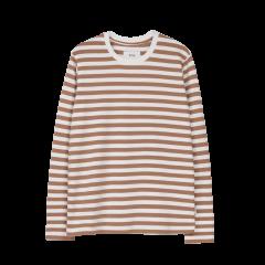 makia-naisten-trikoopusero-verstad-long-sleeve-raidallinen-beige-1