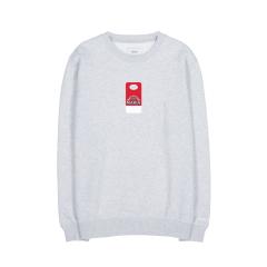 makia-x-koff-collegepaita-check-sweatshirt-keskiharmaa-1