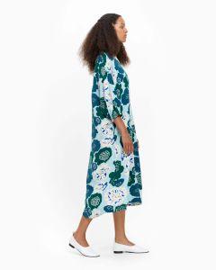 marimekko-naisten-mekko-uinua-pieni-pioni-mekko-vihrea-kuosi-2