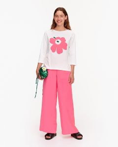 marimekko-naisten-paita-ilma-unikko-placement-paita-vaaleanpunainen-kuosi-1