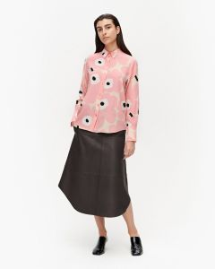 marimekko-naisten-paita-toiveikas-pieni-unikko-paita-vaaleanpunainen-kuosi-1