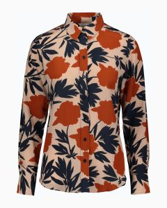 marimekko-naisten-paitapusero-toiveikas-pionipensas-monivarinen-kuosi-2