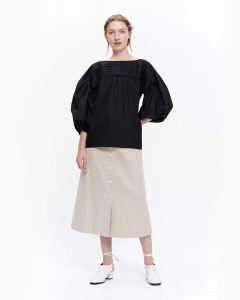 marimekko-naisten-pusero-mukura-musta-1