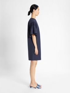 max-mara-weekend-naisten-mekko-pacos-dress-tummansininen-2