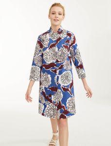 max-mara-weekend-naisten-mekko-prato-paitamekko-ls-monivarinen-kuosi-1
