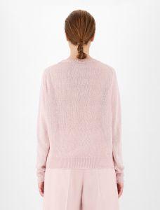 max-mara-weekend-naisten-neulepusero-teietra-knit-vaaleanpunainen-2