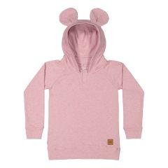 metsola-lasten-huppari-bear-hoodie-vaaleanpunainen-2