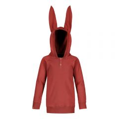 metsola-lasten-huppari-bunny-hoodie-konjakinruskea-1