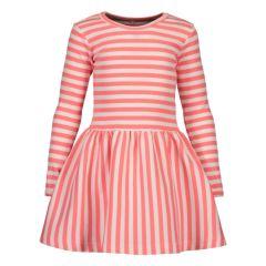 metsola-lasten-mekko-rib-dress-striped-raidallinen-vaaleanpunainen-1