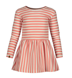 metsola-lasten-mekko-rib-stripped-dress-raidallinen-vaaleanpunainen-1