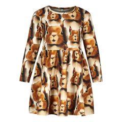 metsola-lasten-mekko-squirrel-dress-ruskea-kuosi-1
