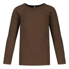 metsola-lasten-paita-merino-shirt-kaakaonruskea-1