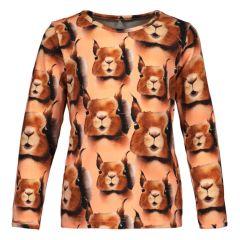 metsola-lasten-paita-squirrel-ls-t-shirt-persikka-1